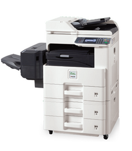 black and white multi-function copier