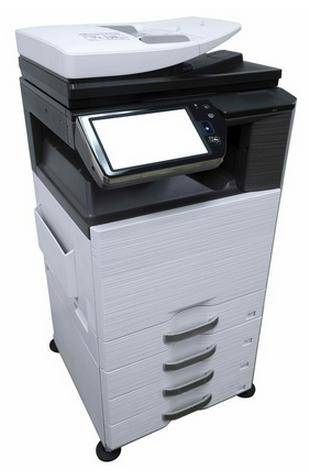 stand up copier