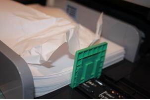 paper jam in printer paper tray